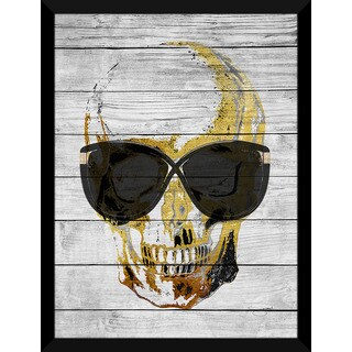 BY Jodi 'Shades' Giclee Wood Wall Decor