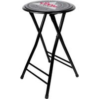 Coors Light 24-inch Cushioned Folding Stool