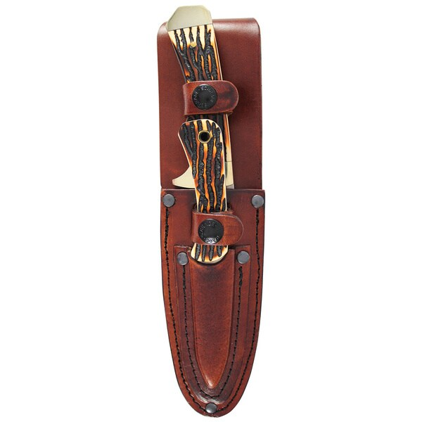 Uncle Henry Combo 182 and 301 with Sheath