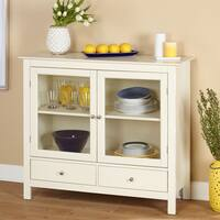 Simple Living Claire Cabinet - N/A