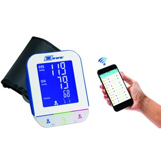 Zewa Blood Pressure Monitor with Bluetooth Smart