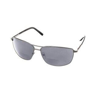 Hot Optix Men's SR19226 Square Aviator Sunglass Readers (More options available)