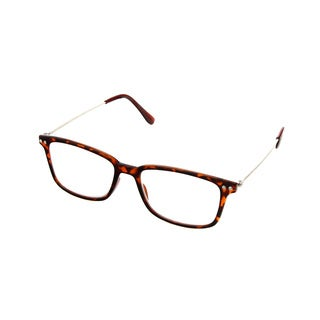 Hot Optix Rectangular Women's Fashion Reading Glasses