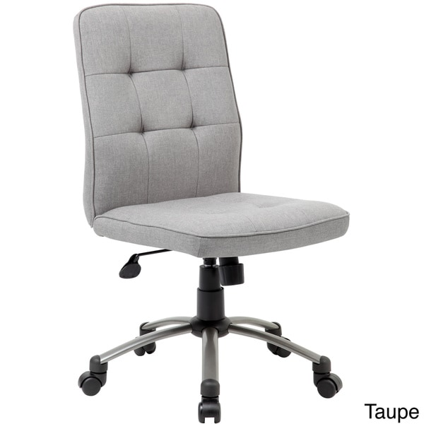 boss fabric modern ergonomic office chair - free shipping today
