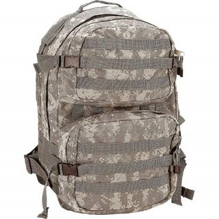 ExtremePak Digital Camo Water-Resistant, Heavy-Duty Army Backpack