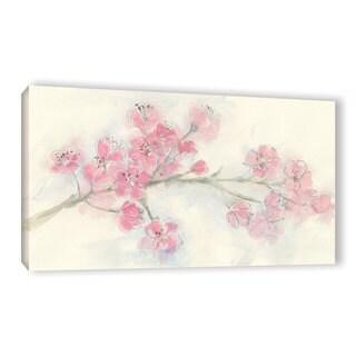 Chris Paschke's 'Cherry Blossom I' Gallery Wrapped Canvas