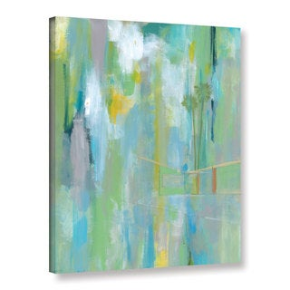 Jan Weiss's 'Desert Living 2' Gallery Wrapped Canvas