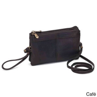 LeDonne Leather Kyla Clutch (3 options available)
