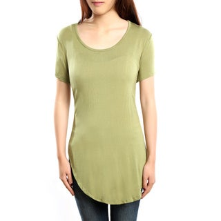 Verno Women's High-Low Shirt