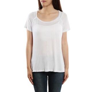 Verno Women's Bohemian Braided Shirt