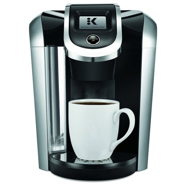 Keurig k475 coffee maker black free shipping today for Apartment size coffee maker
