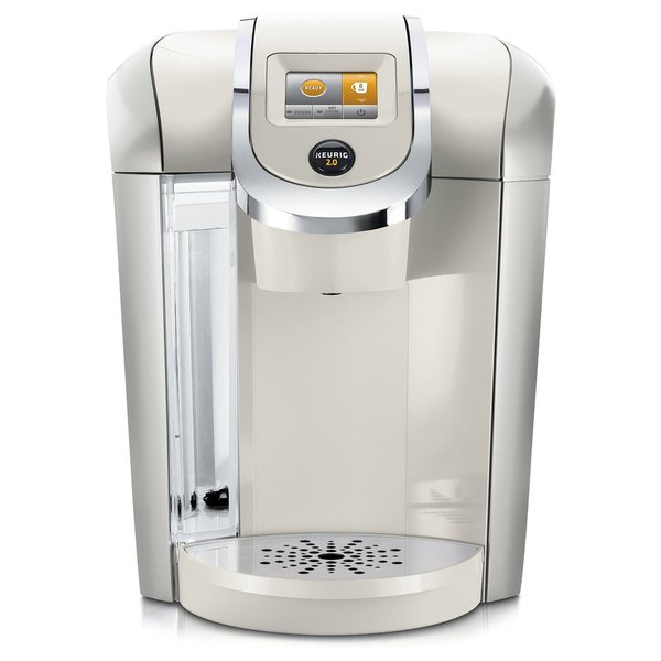 Keurig K475 Coffee Maker - Sandy Pearl - Free Shipping Today - Overstock.com - 18623699