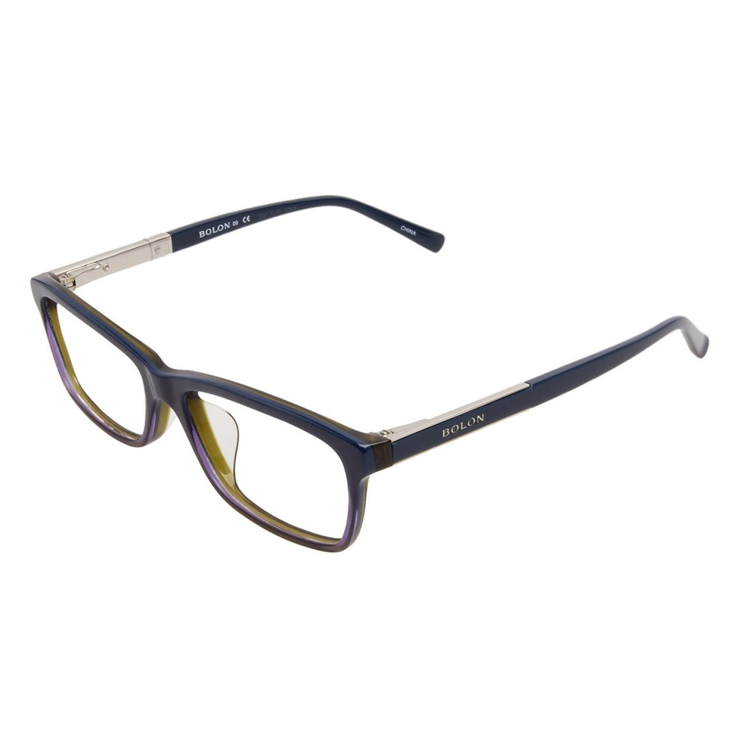 780e1d0aec Shop Bolon BJ1144 P05 Navy Prescription Eyeglasses - Free Shipping ...