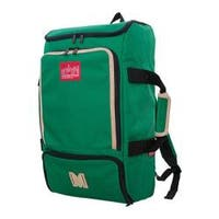 Manhattan Portage Ludlow Convertible Backpack Green