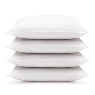 Hotel 230 Thread Count Cambric Cotton Jumbo Pillows (Set of 4)|https://ak1.ostkcdn.com/images/products/11701346/P18625534.jpg?impolicy=medium