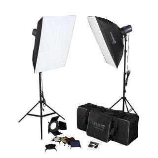 Photography Studio Kit Complete With Photo Lighting - Strobes - Stands & More! https://ak1.ostkcdn.com/images/products/11701540/P18623738.jpg?impolicy=medium