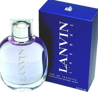 Lanvin Lanvin Men's 3.4-ounce Eau de Toilette Spray