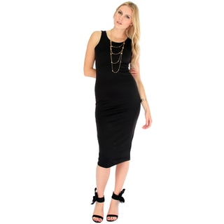 Women's Bodycon Midi Dress