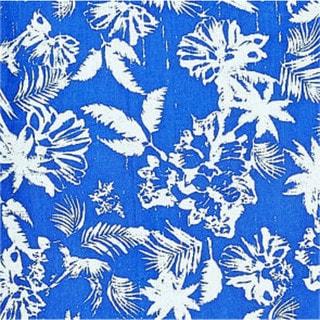 Men's Screen Play Print Kimono Robe