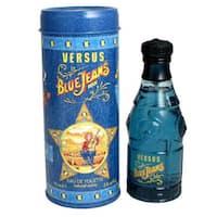 Gianni Versace Blue Jeans Men's 2.5-ounce Eau de Toilette Spray