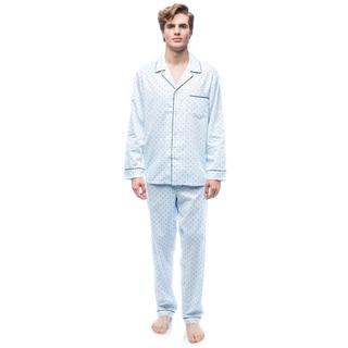 Men's Twilight Blue L/S Pajama Set