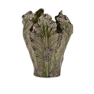 Burton Tall Vase (11 inches high x 7 inches deep)