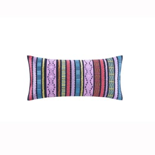 Josie by Natori Katina Cotton Oblong Pillow