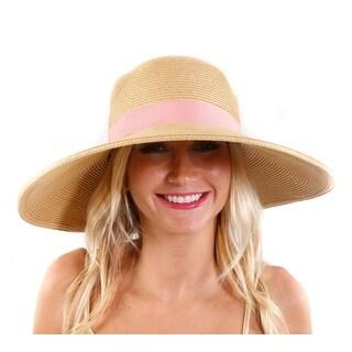 Hadari Women's Wide Brim Sun Hat