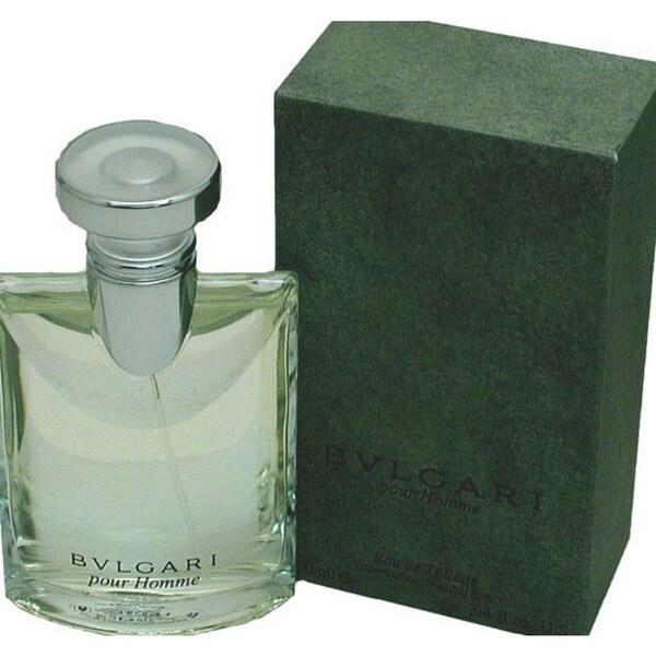 bvlgari pour homme s 3 4 ounce eau de toilette spray free shipping on orders 45