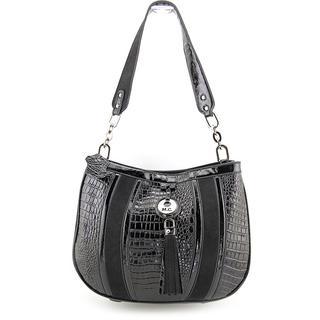 Madi Claire Women's 'Patty' Leather Handbags