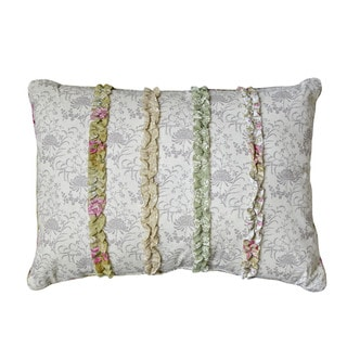 Nostalgia Home Lillian Breakfast Decorative Pillow