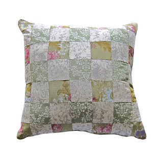 Nostalgia Home Lillian Square Decorative Pillow