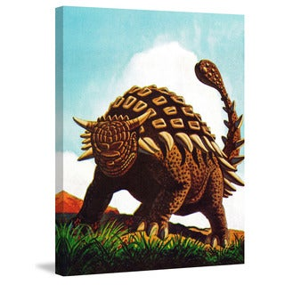 Marmont Hill 'Ankylosaurid' by Curtis Painting Print on Canvas