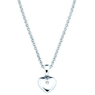 Boston Bay Diamonds Little Diva Birthstone Pendant (H-I, I1-I2)