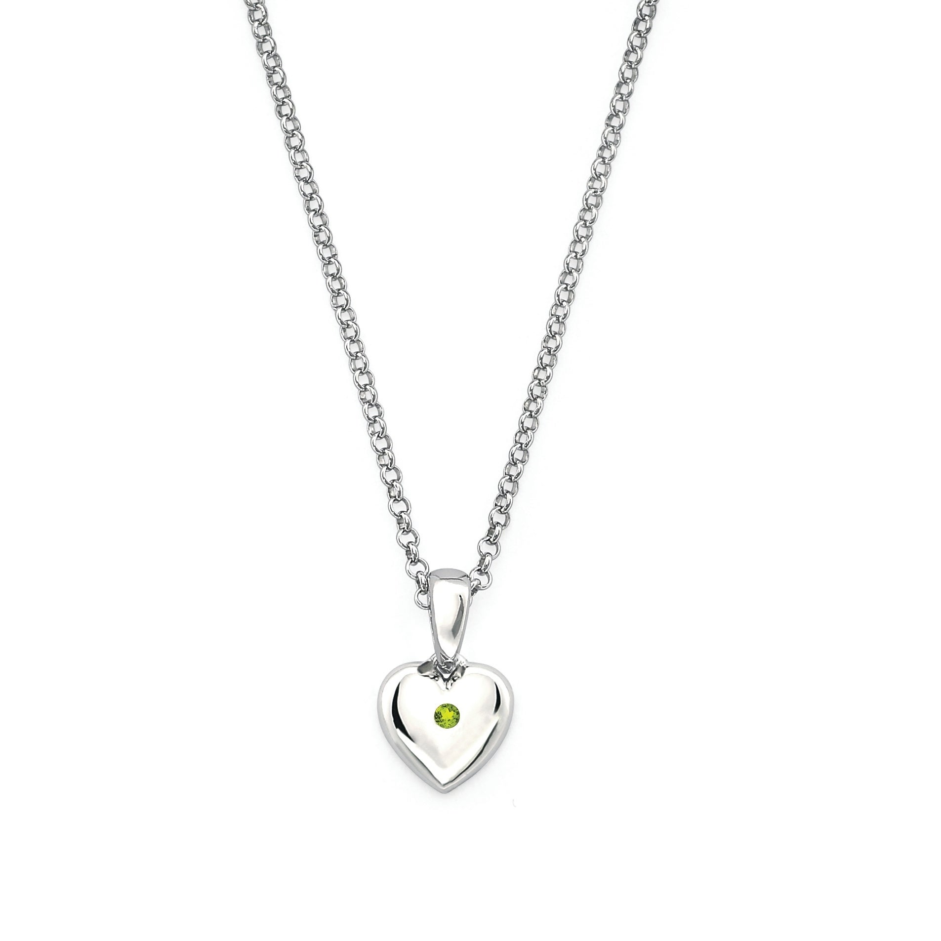 Little Diva Diamonds Girl's 925 Sterling Silver Simulated...