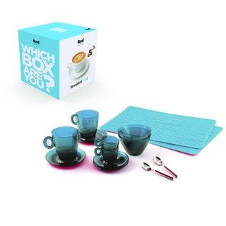 10 Piece Breakfast Box Set in Blue