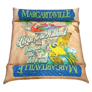 Margaritaville Neoprene Double Pool Float