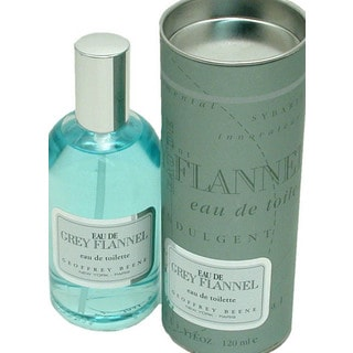 Geoffrey Beene Eau de Grey Flannel Men's 4-ounce Eau de Toilette Spray