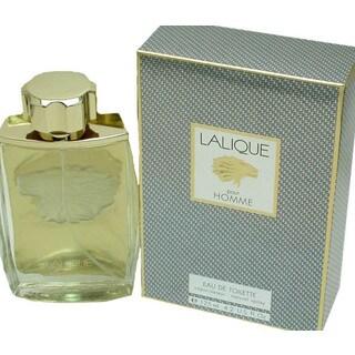 Lalique Men's 4.2-ounce Eau de Toilette Spray
