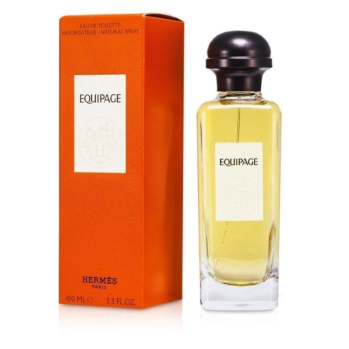 hermes EQUIPAGE Perfume - EDT Spray 3.3 oz for Men