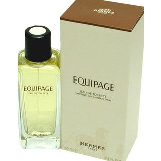 Hermes Equipage Men's 3.3-ounce Eau de Toilette Spray