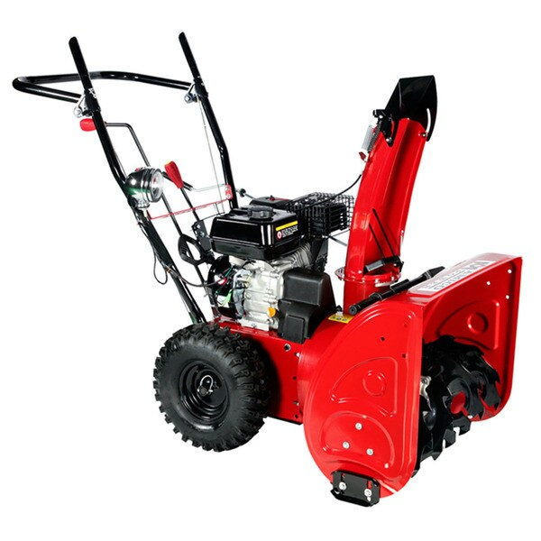 Snow Thrower Transmissions : Shop amico power inch cc manual start gas snow
