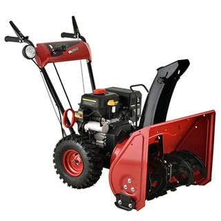 Amico Power 24-inch 212cc Two-Stage Electric Start Gas Snow Blower/Thrower
