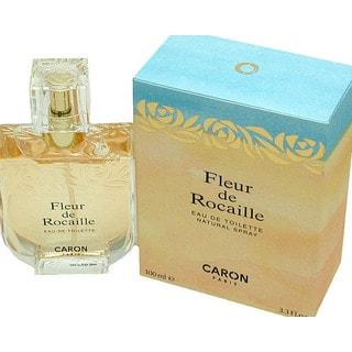 Fleur de Rocaille by Parfums Caron Women's 3.3-ounce Eau de Toilette Spray