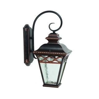 Y-Decor Cheri 1 Light Exterior light in Oil Rubbed Bronze