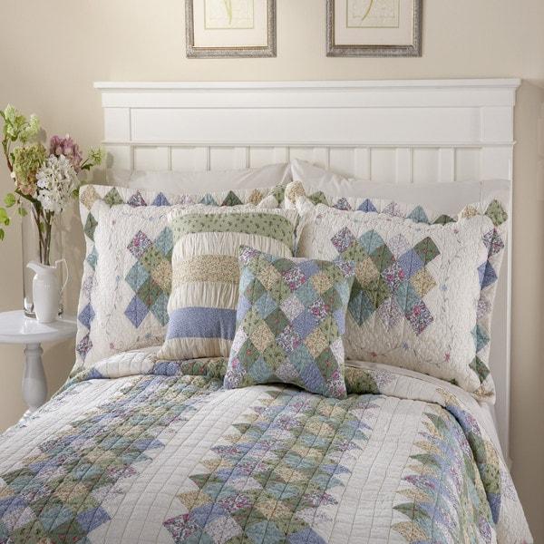 Nostalgia Home Kimberly Cotton Standard Sham