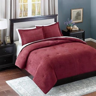 Better homes and gardens microsuede full queen 3 piece - Better homes and gardens comforter sets ...