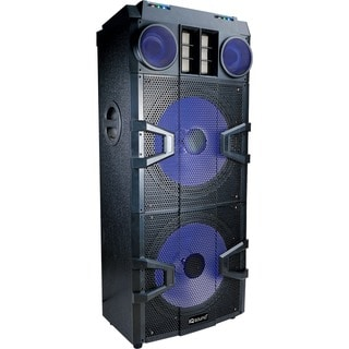 IQ Sound Pro-DJ Series Speaker System - 200 W RMS - Wireless Speaker(
