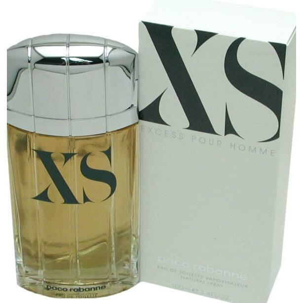 Paco Rabanne Xs Men's 3.4-ounce Eau de Toilette Spray (3....