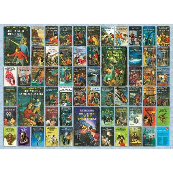 Cobble Hill: Hardy Boys 1000 Piece Jigsaw Puzzle